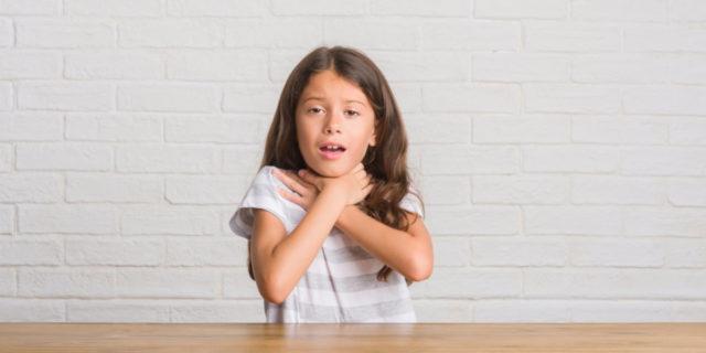 Disostruzione pediatrica: cosa fare e cosa non fare in caso di soffocamento