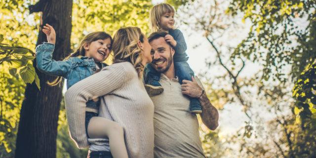 L'amore tra i genitori segna la vita dei figli
