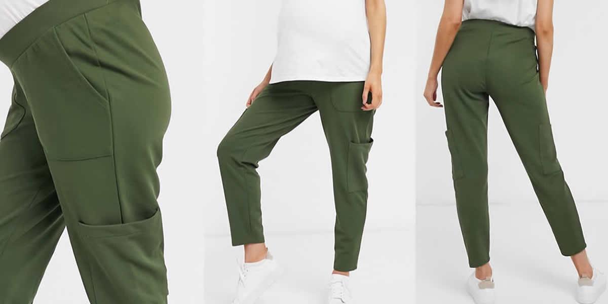 vestiti premaman primavera estate 2020 pantalone