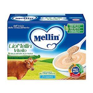 Mellin, Liofilizzati Per Bambini