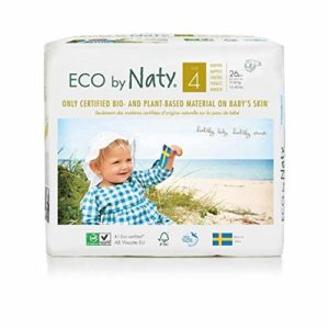 Eco by Naty, Nature Baby Pannolini