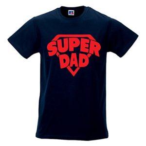 Babloo, t-shirt Super Dad