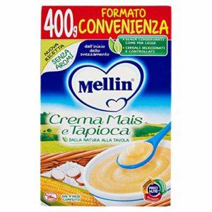 Mellin, Crema di Mais e Tapioca