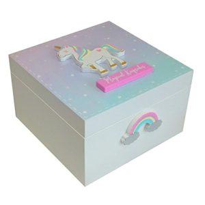 Tooltime, scatola dei ricordi con unicorno