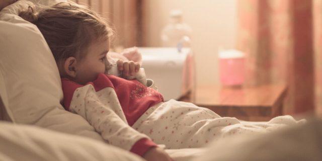 Croup: quando il tossire del bambino diventa sospetto