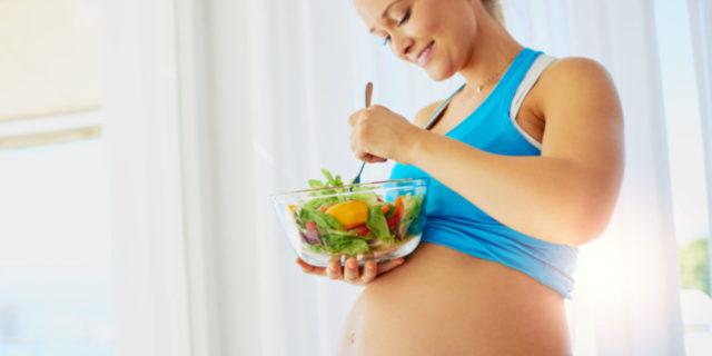Dieta vegetariana in gravidanza: la parola all'esperto