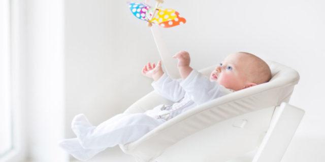 Da che età usare la sdraietta per neonati e le 8 migliori