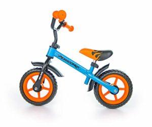 Milly Mally, Bicicletta Senza Pedali