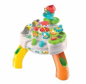 Clementoni, Baby Tavolo attività Parco degli Animali