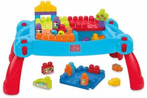 Fisher-Price, Mega Bloks, First Builders