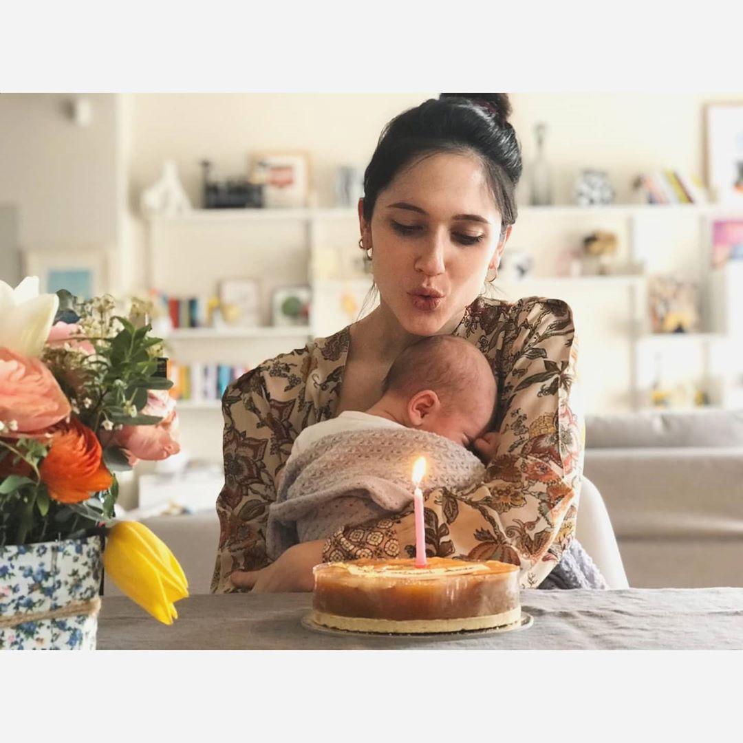 """Lodovica Comello: """"Mamme, che fatica allattare"""""""
