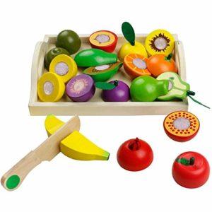 Jerryvon, Taglio Frutta e Verdura