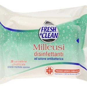 Fresh&Clean, Salviette Disinfettanti