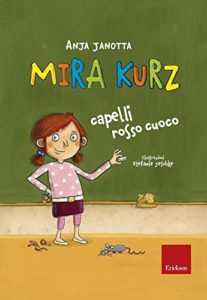 Mira Kurz, capelli rosso cuoco