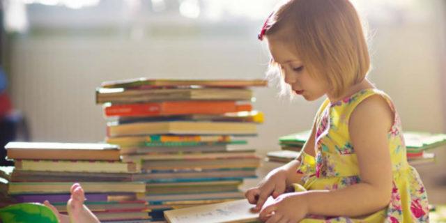 Come fare amare i libri ai bambini o come crescere lettori appassionati