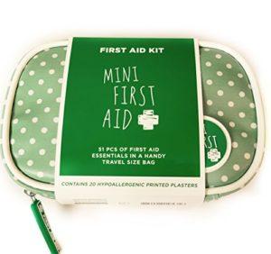 Mini First Aid, kit primo soccorso