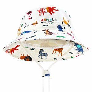 DRESHOW, Cappello da bambini con protezione solare UPF 50+