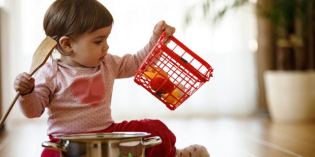 Gioco euristico: la pedagogista spiega come funziona e i benefici per i bambini