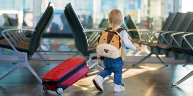 Viaggiare con i bambini: 8 idee anti noia per il viaggio