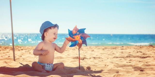 Il cappellino per neonato indispensabile in estate: i migliori modelli
