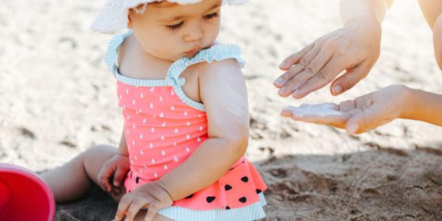 Scottature nei bambini: come evitare seri problemi