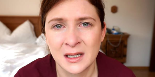 """Perché """"non si dice mai a una donna che ha il pancione"""": Alice de The Pozzolis Family"""