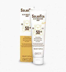 Crema solare SolarTea