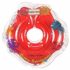 BabySwimmer, salvagente da collo
