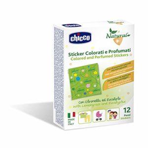 Chicco, Cerotti Sticker Colorati e Profumati