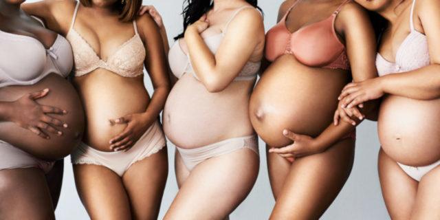 """L'intimo premaman che accoglie le """"nuove"""" curve del corpo: cosa acquistare?"""