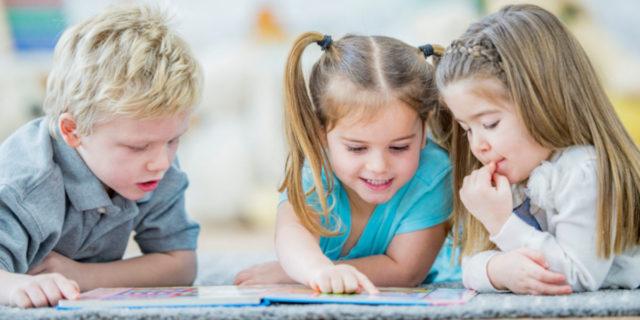 Libri per bambini di 3 anni da colorare e con favole e storie da raccontare