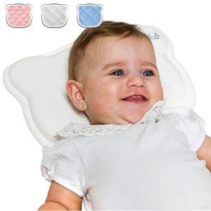 Koala Babycare®, Cuscino Neonato Plagiocefalia