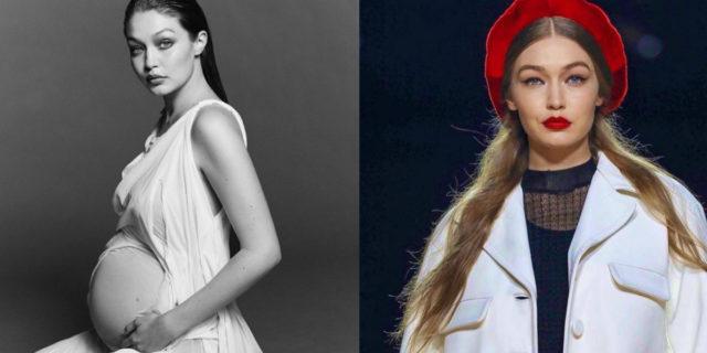 """""""Sto crescendo un angelo"""": Gigi Hadid e le prime foto con il pancione"""