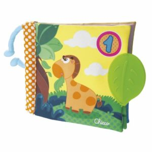 Chicco, Baby Senses Libro 1 - 2 - 3