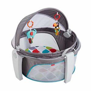 Fisher-Price, Baby Gear Mini Lettino Go