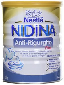 Nestlé, Nidina Anti-Rigurgito Plus