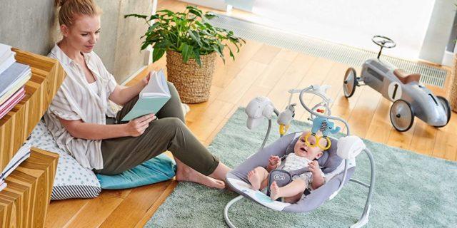 A cosa serve il dondolo per neonato e quale acquistare: guida alla scelta