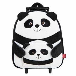 PERLETTI, Trolley Peluche Panda