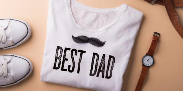Magliette per il papà, le migliori per un regalo dolce e originale
