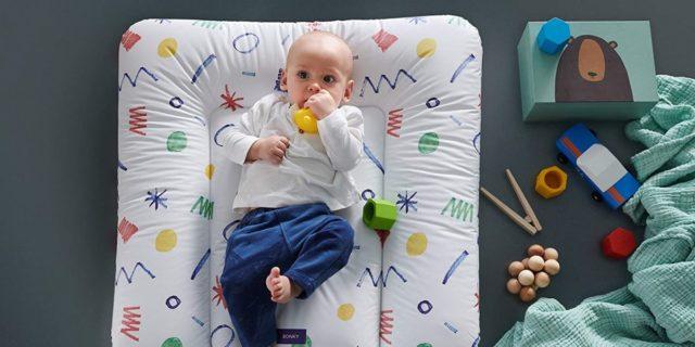 Materassino per fasciatoio: le migliori soluzioni per il confort del bebè