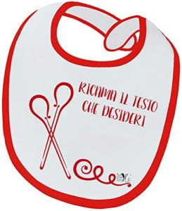 My Custom Style, Bavaglino Personalizzato