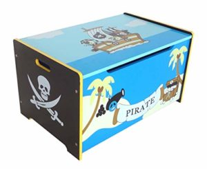 Kiddi Style, Pirata Lo scrigno del tesoro