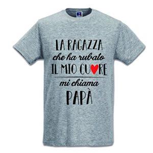 Babloo, maglietta per papà