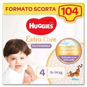 HUGGIES, Extra Care Pannolino Mutandina