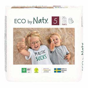 Eco by Naty, Pannolino Mutandina