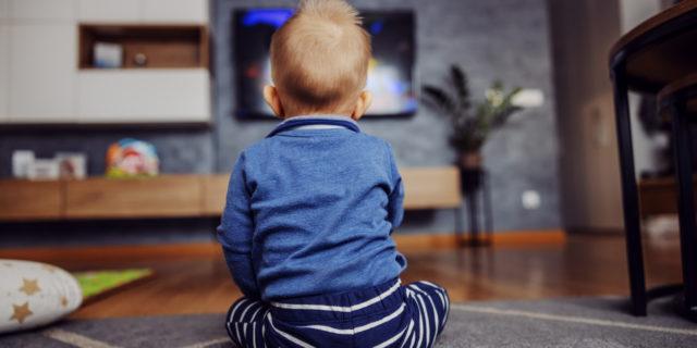 Bambini e cartoni animati: istruzioni per l'uso
