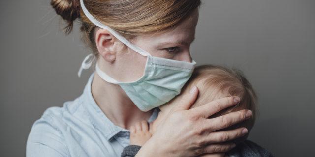 Covid-19 e influenza stagionale: come distinguere i sintomi nei bambini?