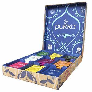 Pukka, Selection Box Scatola di Tisane Biologiche Assortite