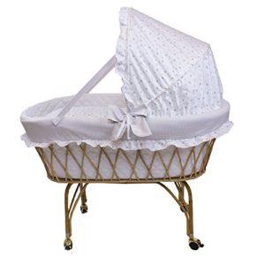 Babysanity, Culla vimini per neonato