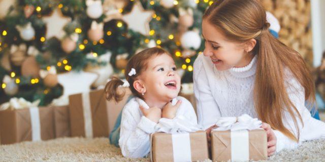 Regali di Natale per bambini di 2 anni (che tutti vorrebbero ricevere)